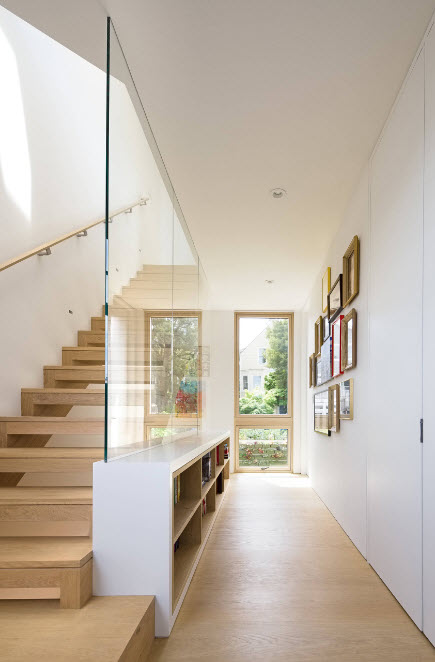 Визуальное увеличение объема помещения