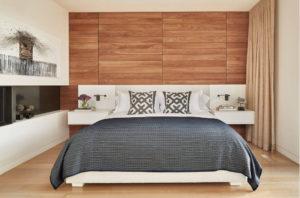 Спальня в современном стиле 2018