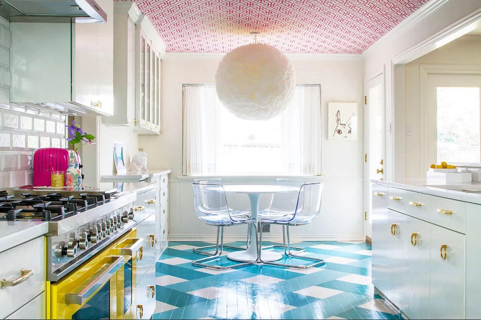Креативный кухонный дизайн