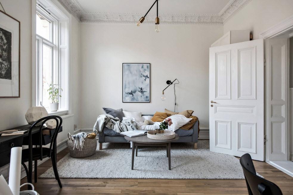 Влияние скандинавского стиля