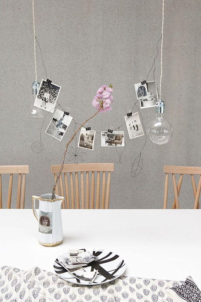 binder-clip-photo-display