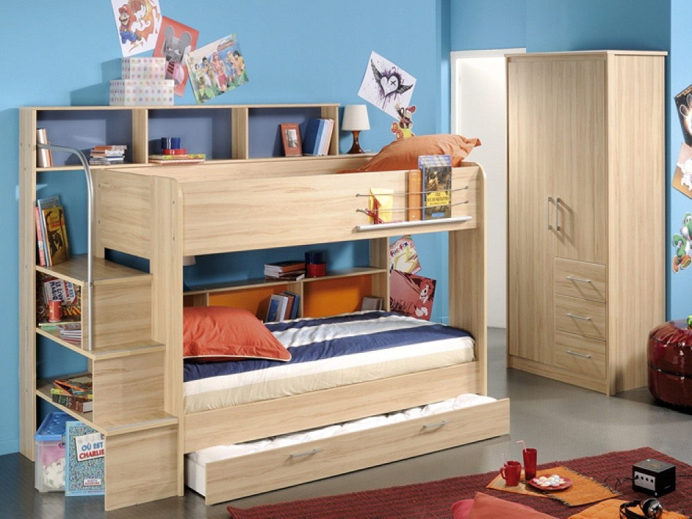 bunk-beds-with-storage-and-trundle