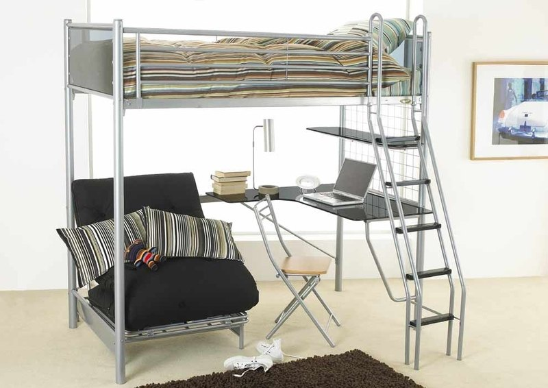 metal-futon-bunk-bed-with-desk-workspace-table