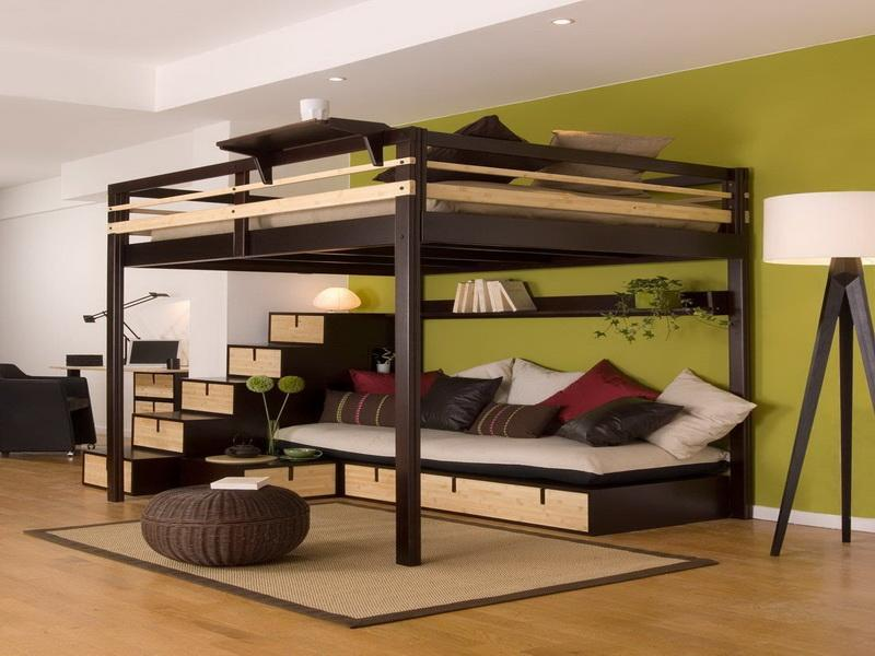 new-full-loft-bunk-bed