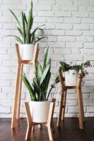 красивые деревянные подставки