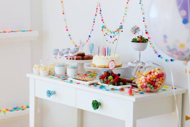 Как оформить комнату на детский день рождения своими руками