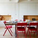 Складные стулья для кухни: комфорт и дополнительная экономия пространства