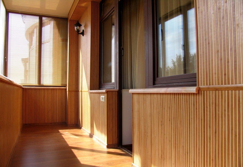 Отделка балкона внутри: 100 стильных вариантов 2018 года сай.
