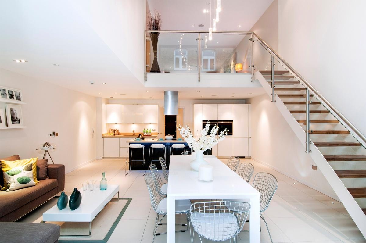 изысканный современный дом