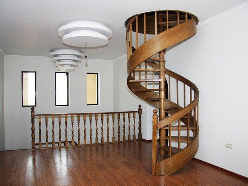 Лестница мансардная своими руками 23