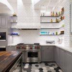 Угловые кухни: современные идеи дизайна и новинки 2018