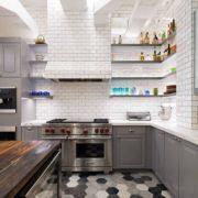 обустройство угловой кухни