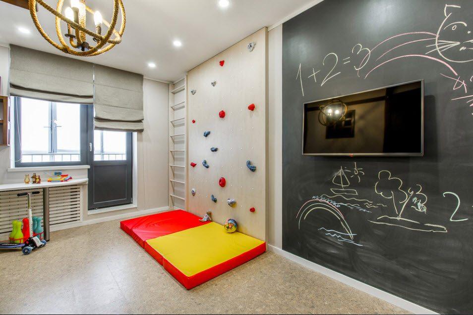 Люстра в детскую комнату: выбираем по правилам