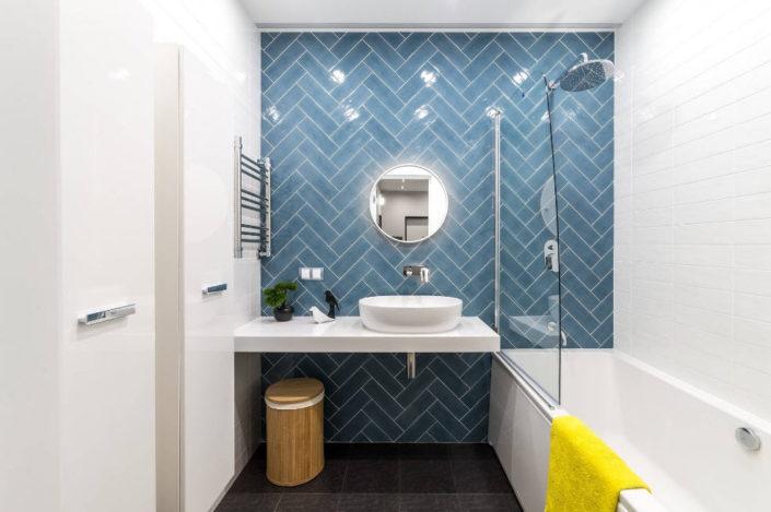 Модная плитка для ванной комнаты