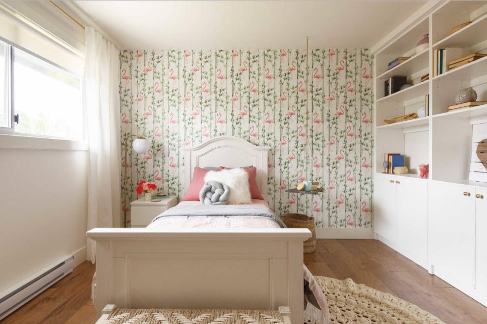 Дизайн девичьей спальни