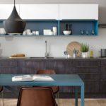 Прямые (линейные) кухни: лаконичный дизайн и комфортность в использовании
