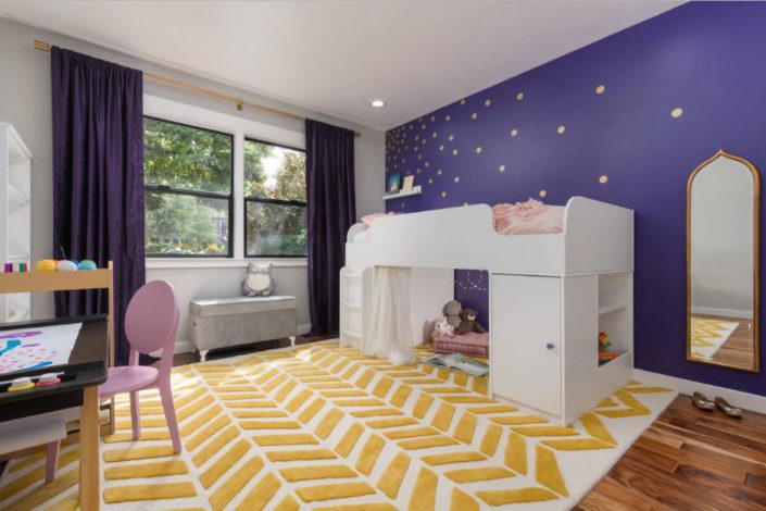 Дизайн современной детской комнаты