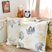 Чехол на подушку в декоре
