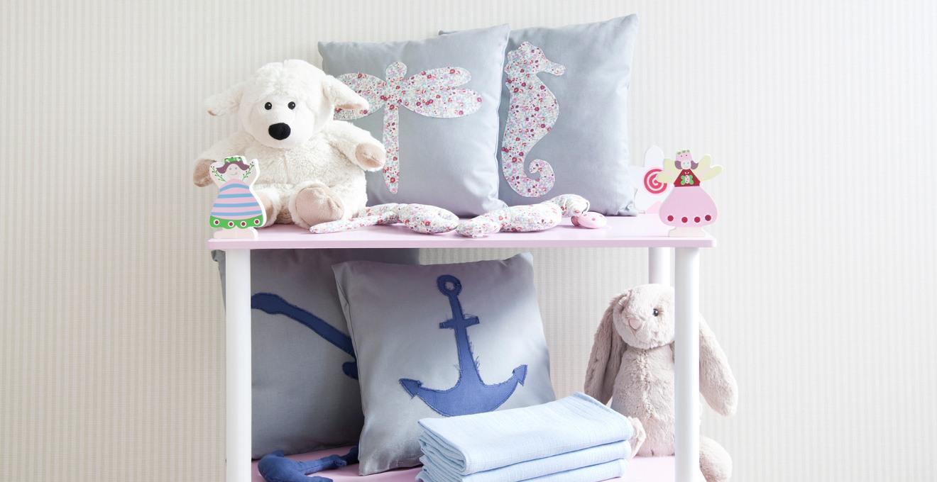 Как украсить детскую комнату своими руками изоражения