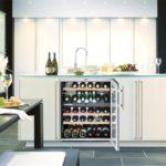 Холодильник мини-бар для дома — оптимальный вариант хранения алкогольных напитков