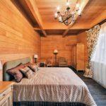 Дизайн узкой спальни: как исправить геометрию пространства?
