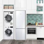Стиральная машина на кухне: тонкости выбора и установки для лучшей эргономики