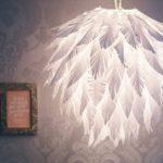 Плафоны своими руками: уникальные идеи для люстр и светильников