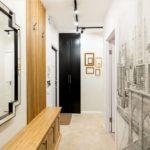 Прихожая для узкого коридора: эффективные способы решения проблемы ограниченного пространства