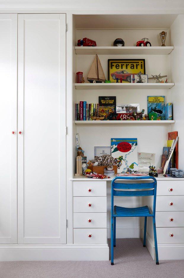 Подборка Стол и стул для ребенка: праздник цвета и дизайна, функциональность и эргономичность детской мебели на фото
