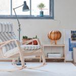 Кресло поэнг — уникальная модель для стильного дизайна и универсального применения