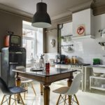 Ретро-холодильник в интерьере кухни: 100+ фотографий оригинальных моделей для особенного дизайна