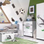 Детская мебель для мальчиков — тематическое оформление комнат для малышей и подростков