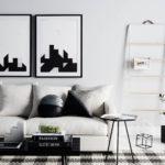 Черно-белый цвет в интерьере: элегантный контраст в фото-галерее актуального дизайна разных комнат