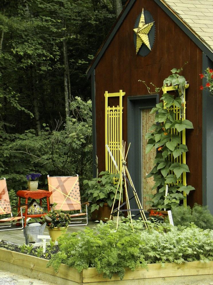 Новости PRO Ремонт - Как оформить грядки на даче и вырастить хороший урожай 19