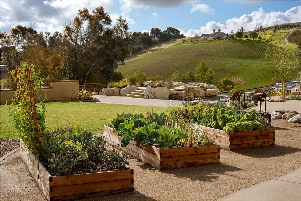 Новости PRO Ремонт - Как оформить грядки на даче и вырастить хороший урожай 2