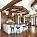 Двухуровневые потолки: современный дизайн отделки в самых интересных вариантах