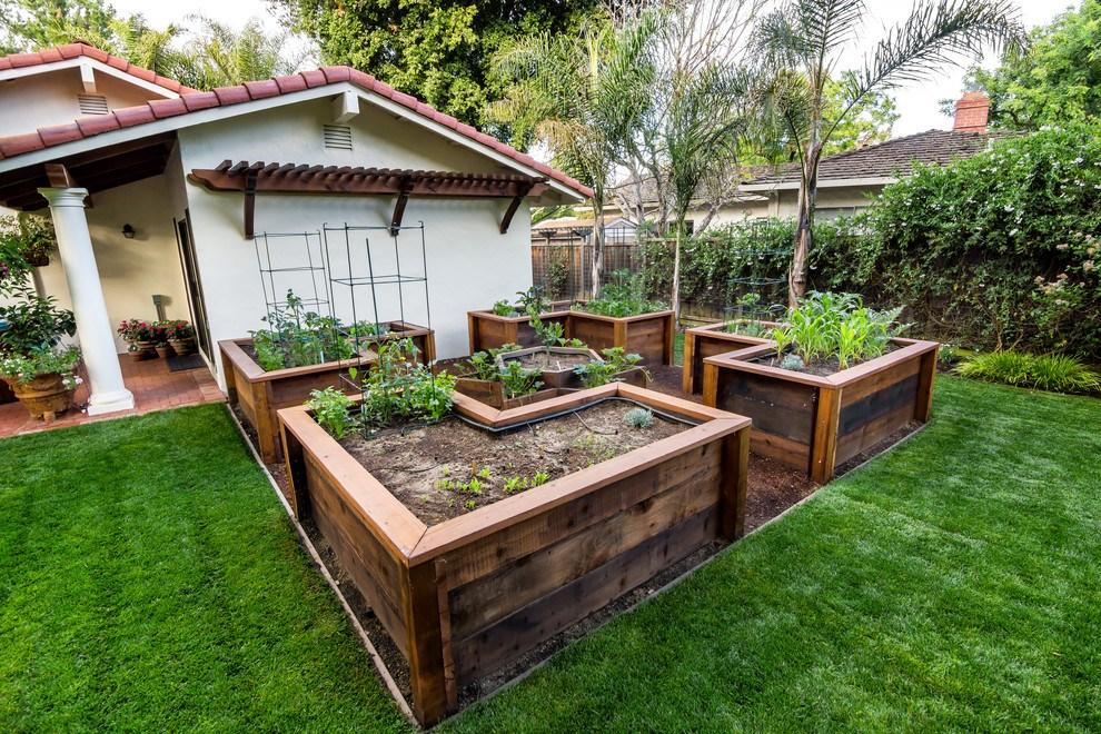 Новости PRO Ремонт - Как оформить грядки на даче и вырастить хороший урожай 21