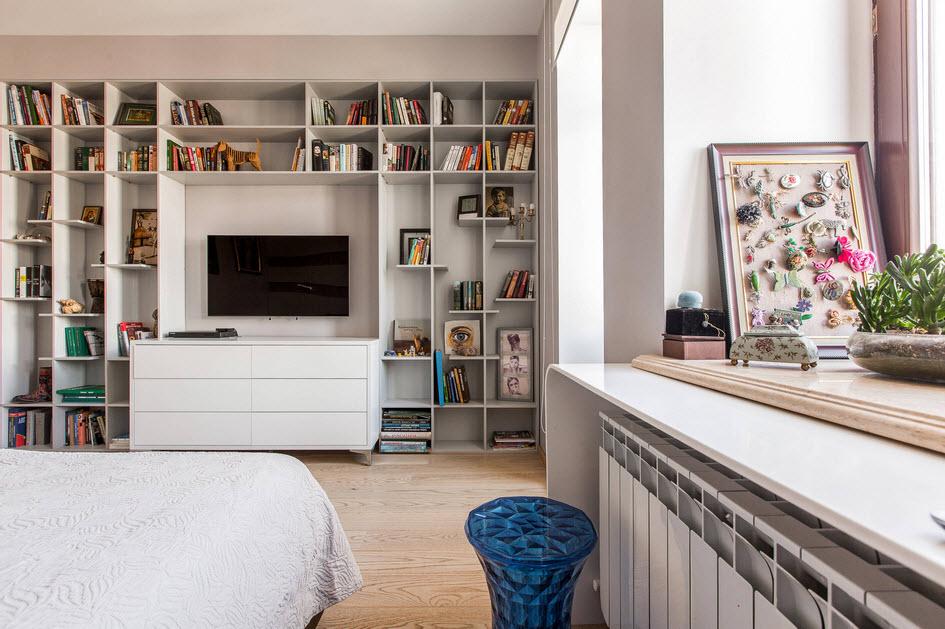 Подборка Еще один способ обыграть пространство у окна: подоконник-столешница в интерьере на фото