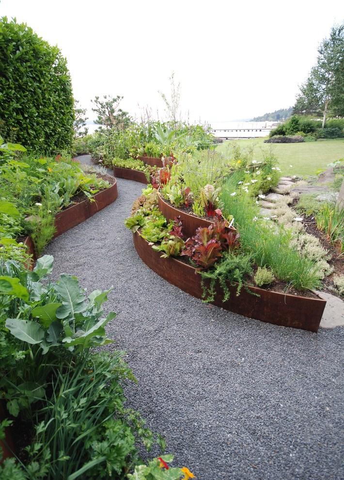 Новости PRO Ремонт - Как оформить грядки на даче и вырастить хороший урожай 33