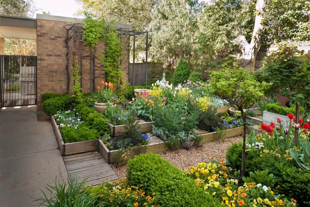 Новости PRO Ремонт - Как оформить грядки на даче и вырастить хороший урожай 46