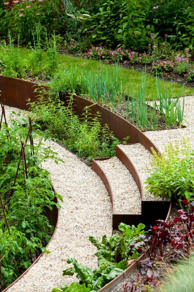 Новости PRO Ремонт - Как оформить грядки на даче и вырастить хороший урожай 5