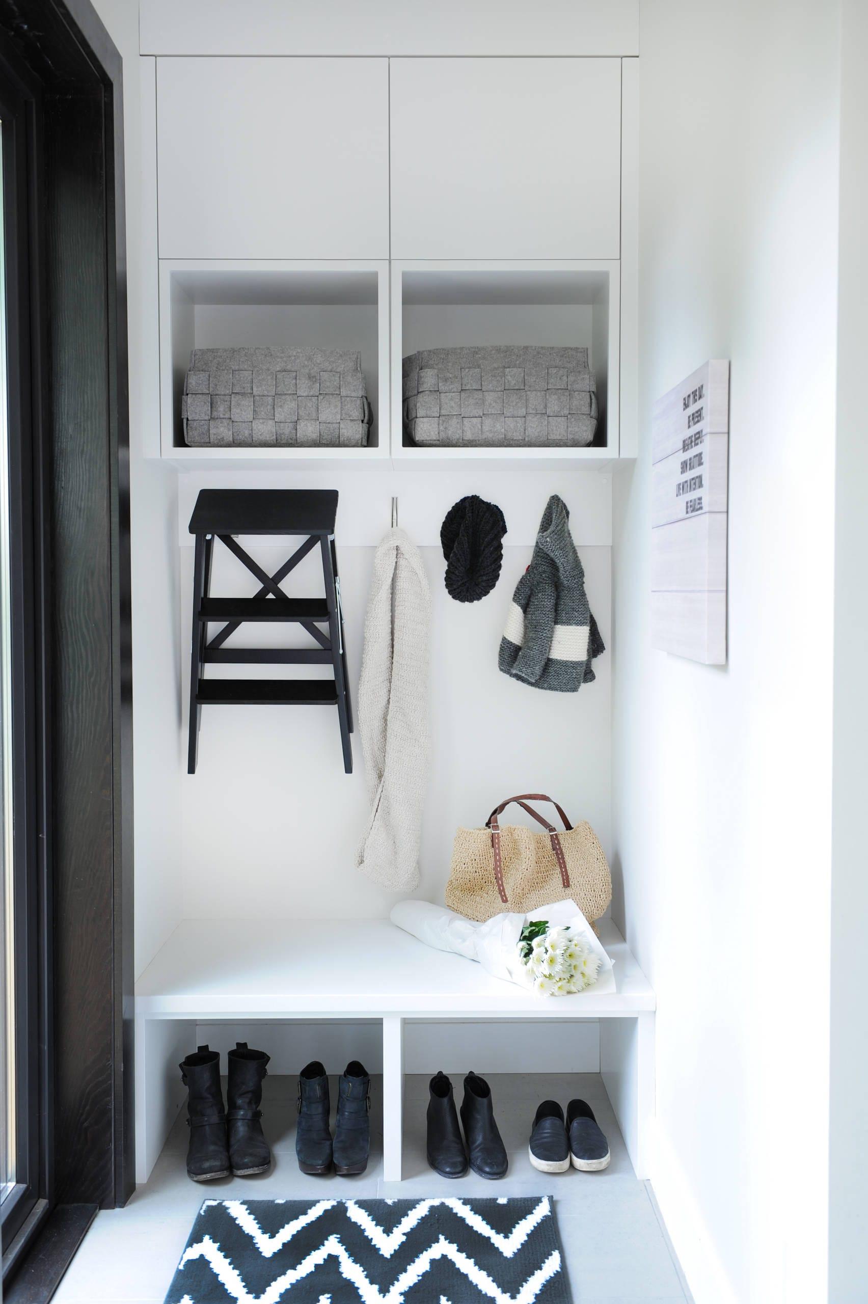 Где хранить обувь если у вас маленькая прихожая: 20 практичных идей
