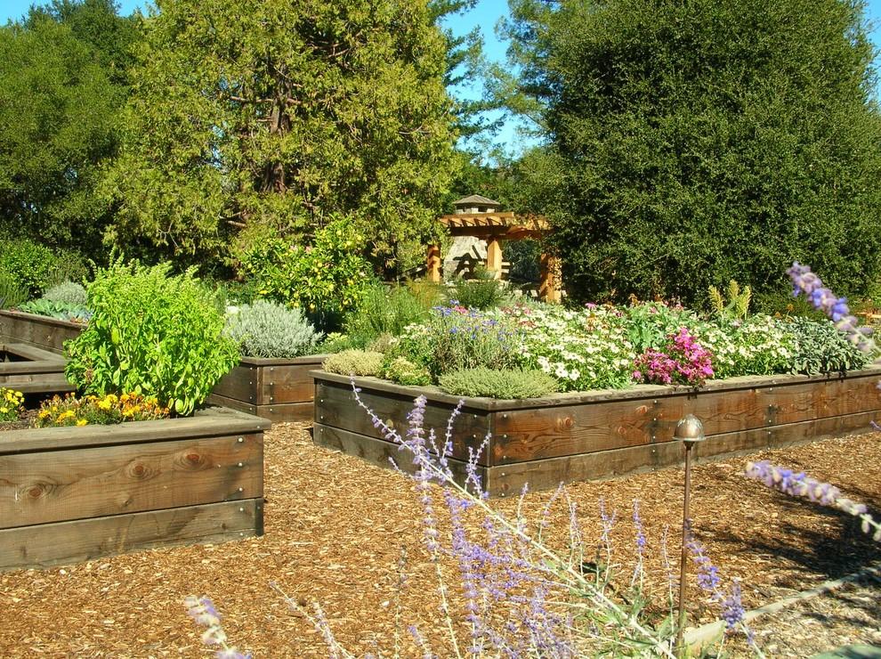 Новости PRO Ремонт - Как оформить грядки на даче и вырастить хороший урожай 56