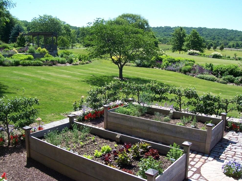Новости PRO Ремонт - Как оформить грядки на даче и вырастить хороший урожай 66