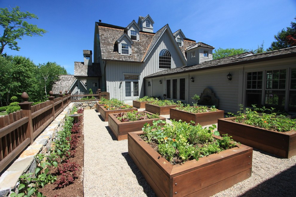 Новости PRO Ремонт - Как оформить грядки на даче и вырастить хороший урожай 67