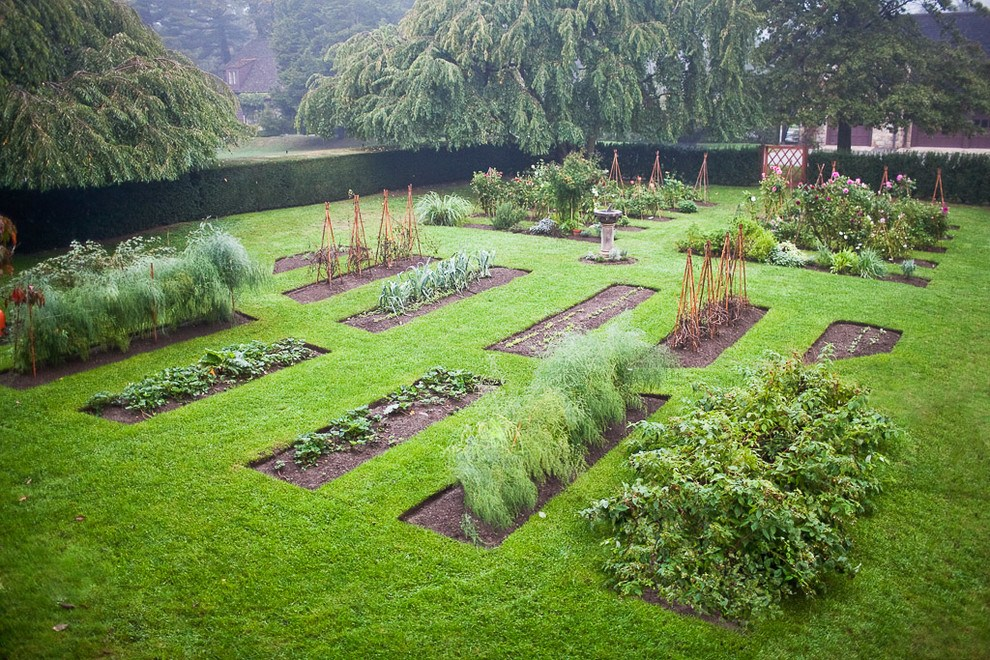 Новости PRO Ремонт - Как оформить грядки на даче и вырастить хороший урожай 68
