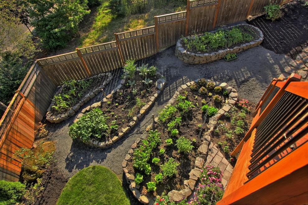 Новости PRO Ремонт - Как оформить грядки на даче и вырастить хороший урожай 7