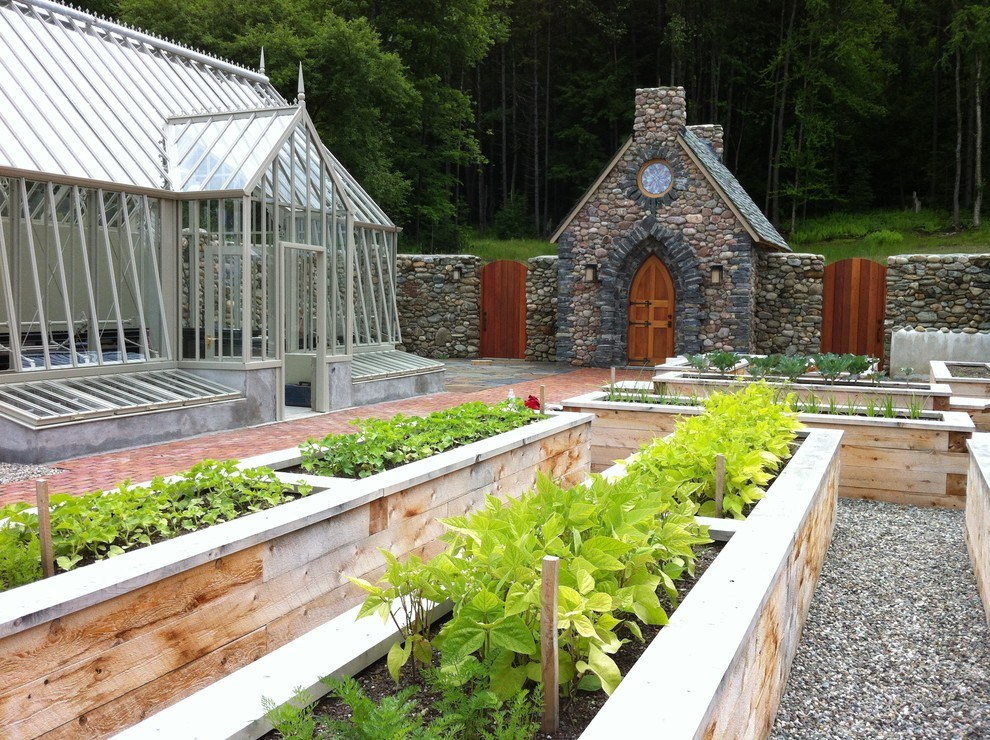 Новости PRO Ремонт - Как оформить грядки на даче и вырастить хороший урожай 71