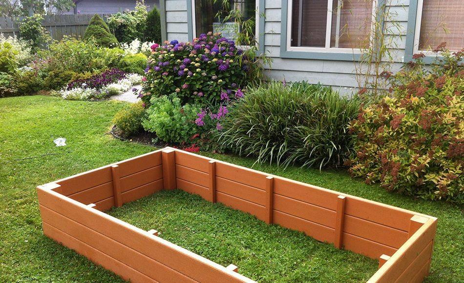 Новости PRO Ремонт - Как оформить грядки на даче и вырастить хороший урожай 75
