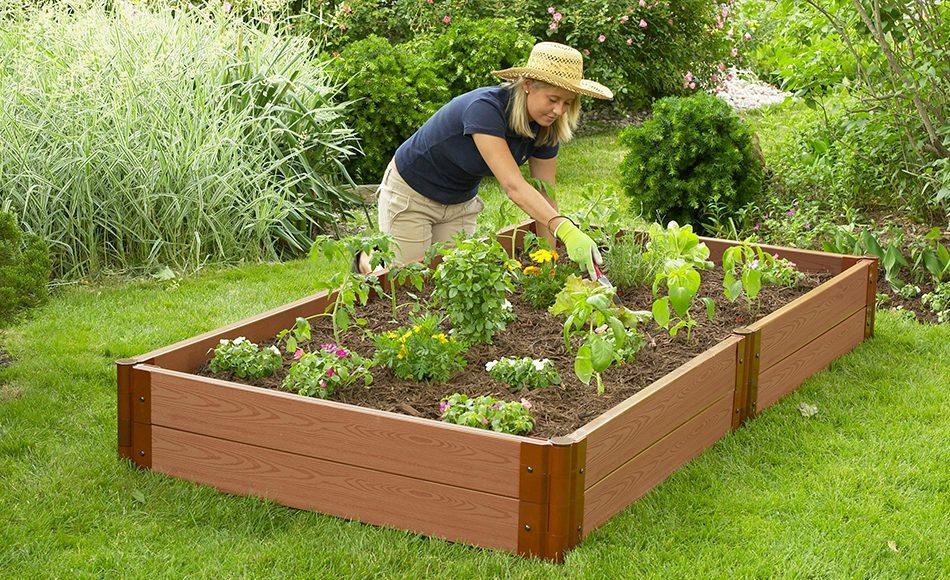 Новости PRO Ремонт - Как оформить грядки на даче и вырастить хороший урожай 76